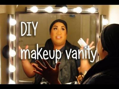 HOW TO: Makeup Vanity ★ patrickstarrr
