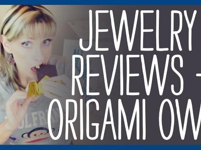 Jewelry Reviews - Origami Owl