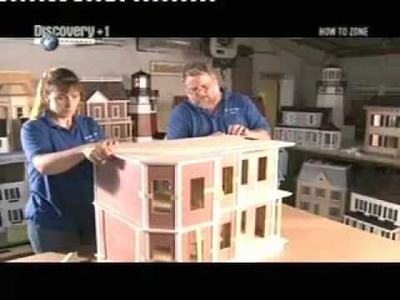 Making a dolls house like the pro's