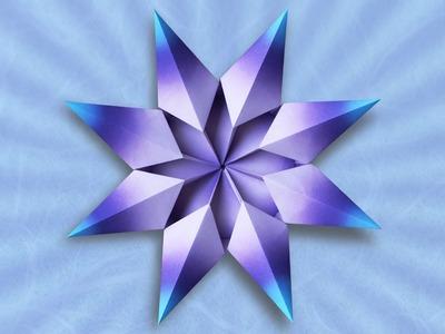 Origami Diamond Star (Francesco Guarnieri)