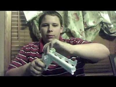 Paper Revolvers (Python and 44. Magnum)