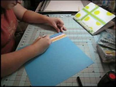 "Scrapbook Layout, 12""x24"": Leaving VA, Part 1"