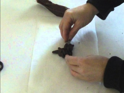 A Cake To Remember LLC  How To Make Chocolate Pine Cones
