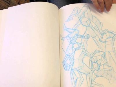 Annie's Sketchbook Animation & Anatomy