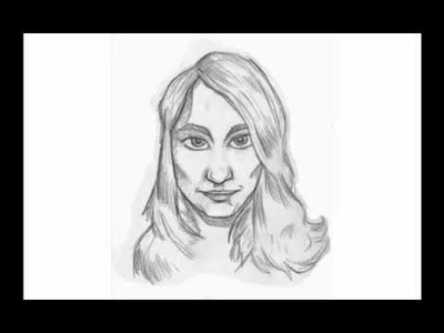 How to Draw Pencil Portraits - Pencil Drawing Techniques