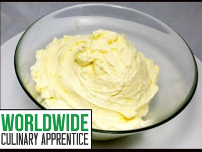 How to Make a Eggless Mayonnaise - Vegan Mayonnaise - Vegan Egg substitute- Cooking Classes