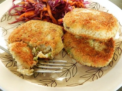 How to make Simple Fish Cakes