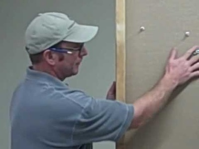How to Hang on Wall with Drywall Fasteners with Randy, R Squared Renovations