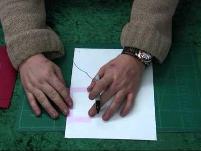 How to Make a Handbag Card
