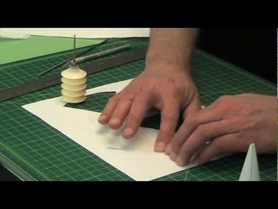 How To Make Paper Nose Cones for Model Rockets 2