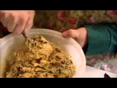 Nancy Today: How to make Chocolate Chip Cookies (cookies 50) Cooking Funny
