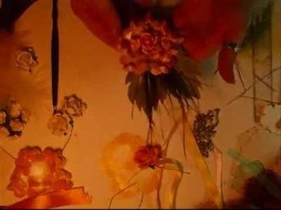 New Shabby Chic Flower Tutorial - jennings644