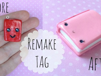 ♡ Polymer Clay Remake Tag {Created by xoxRufus} ♡