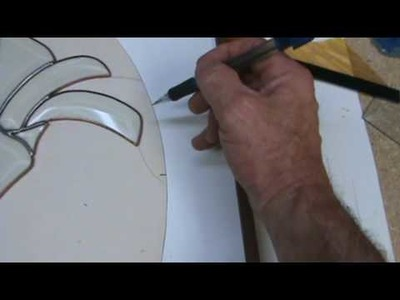 Stained glass how to ideas sg3a  bevel designs