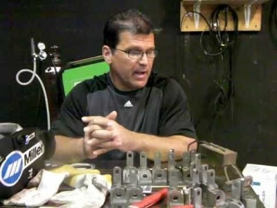 TIG Welding - High speed Pulse vs slow