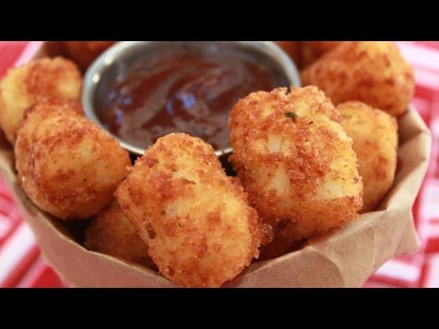 Tot-O-Rama! - How to Make Potato Tots