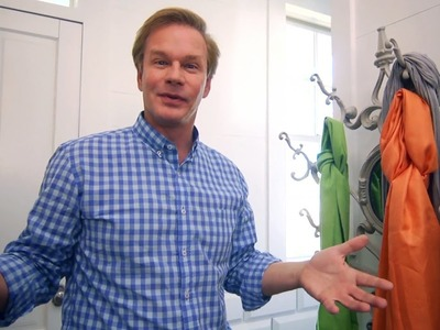 Decorating With Scarves | GHC In-Depth With P. Allen Smith