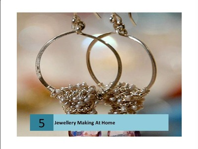 Fashion Jewellery Making At Home