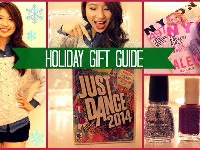 Holiday Gift Ideas 2013 (For Her)