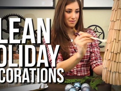 How-to Clean Holiday Decorations! | Day 4 of The 12 Days Of Clean! (Clean My Space)