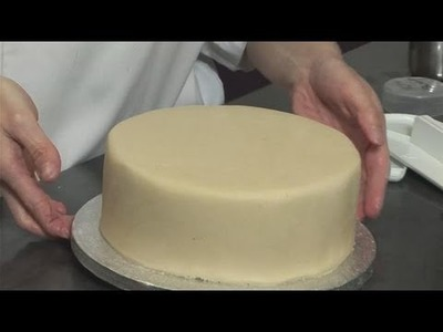 How To Cover A Cake In Marzipan
