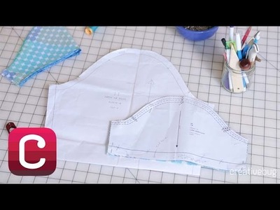 How to Insert Sleeves with Liesl Gibson   Creativebug