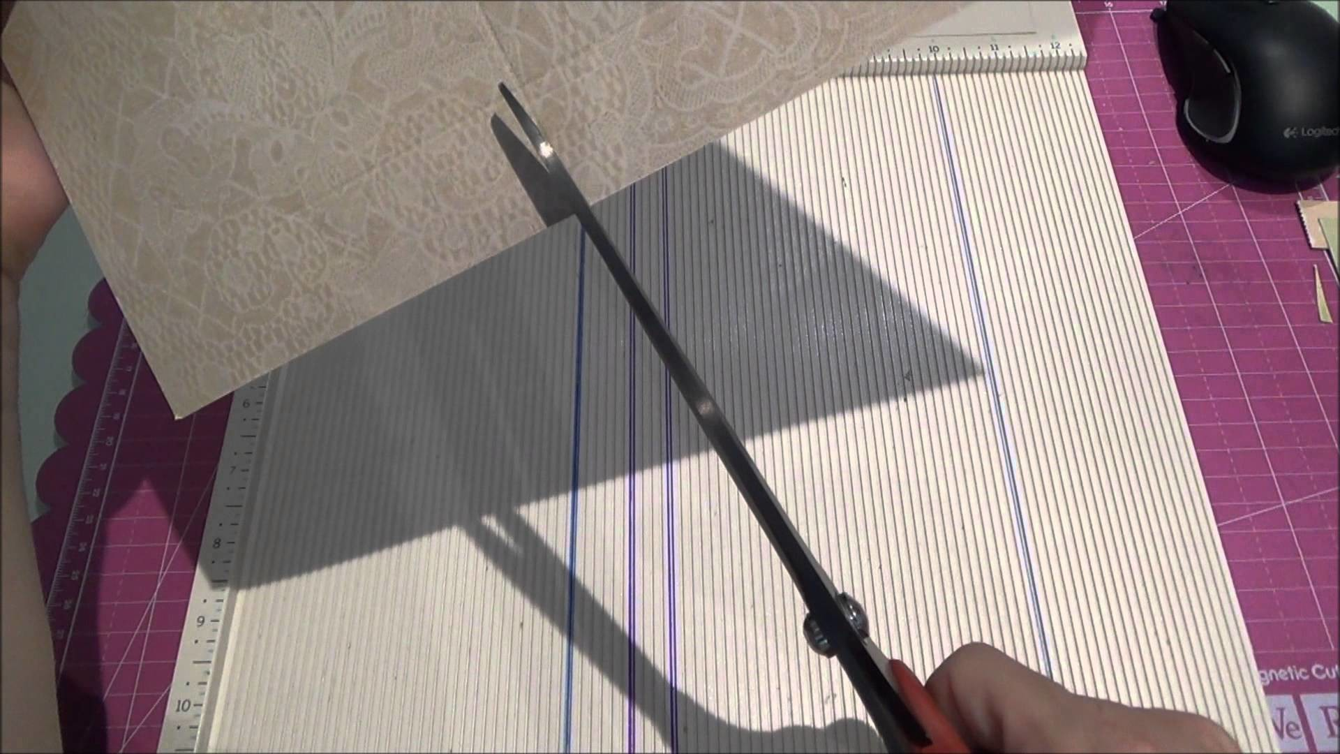 HOW TO MAKE A ENVELOPE FOR YOUR POCKET LETTERS