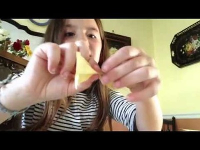 How to make a hair bow out of paper