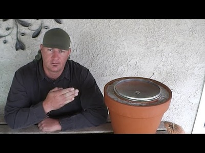 How to Make A Zeer Clay Pot Refrigerator