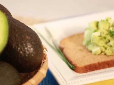 How to Make Egg Salad: Avocado Egg Salad Recipe Video