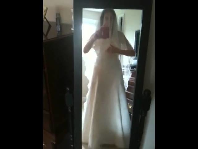 How to make your own veil part 2