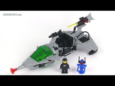 LEGO Classic Space 6891 Gamma V Laser Craft from 1985!
