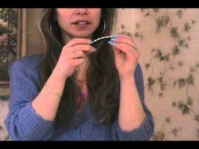 Make Your Own Hair Accessories - Barrettes.Clips - Enhance Any Hairstyle, Length or Style