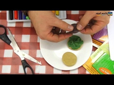 Polymer Clay - How to use Polymer Clay by Mont Marte