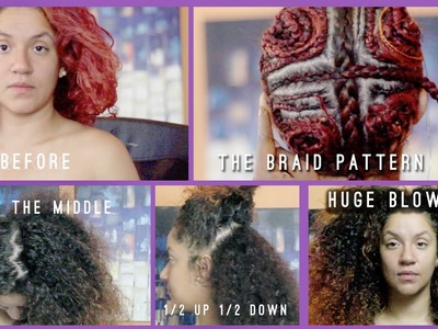 Vixen Sew in TUTORIAL w. WowAfrican.com  Can YOUR Sew in do this?