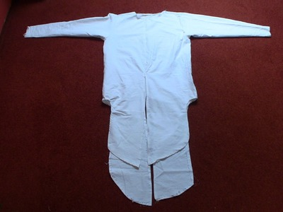 Altaïr costume: under tunic tutorial