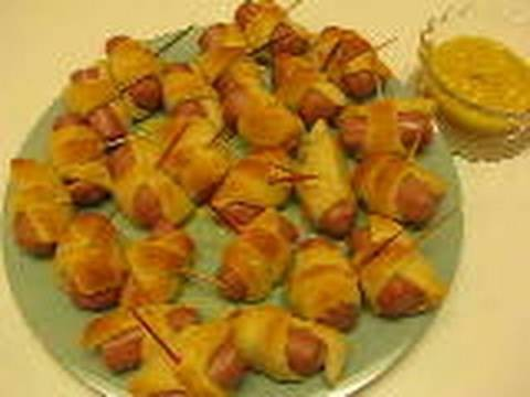 Betty's Party Pigs in a Blanket