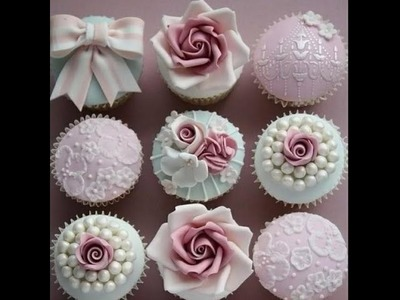 Cupcake Decorations - Beautiful cupcakes Ideas Edible Kids Easy Designs Decorating Frosting Kit