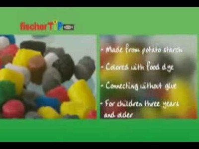 Fischer TiP product video: creative toy - how it works