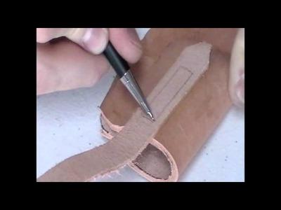 How to Make a Knife Sheath