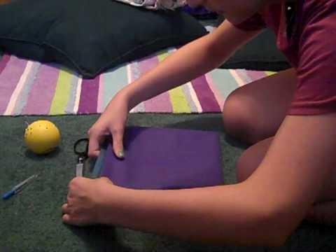 How to make a zipper pouch. part2