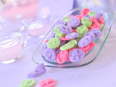 How to Make Wedding or Baby Shower Mints