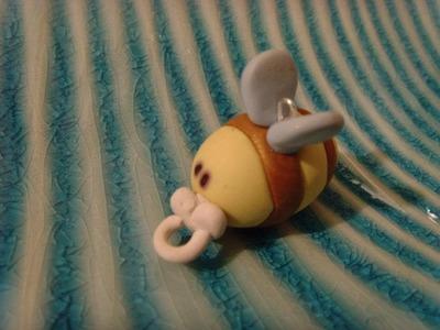 Polymer Clay: MeiIris' Baby Bee Tutorial
