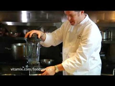 StarChef Jason Wilson and the Vita-Prep 3