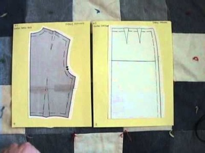 Basic Pattern Alterations Lengthen.Shorten Skirt and Bodice