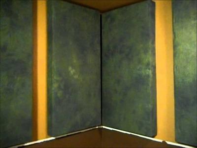 Building Acoustic Panels (part 1)