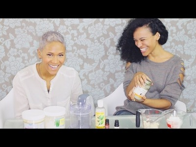 DIY: Body Butter for Dry Skin w. HeyFranHey