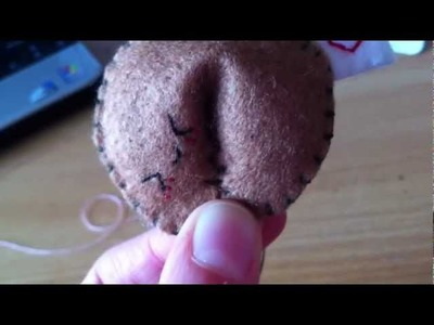 How To Make A Kawaii Fortune Cookie Plushie