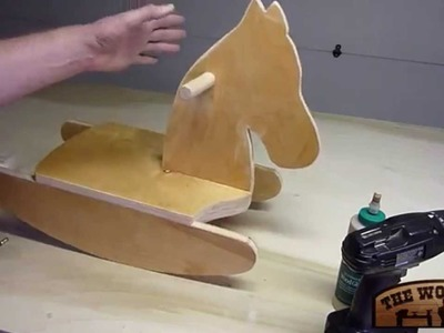 How to make a Rocking Horse