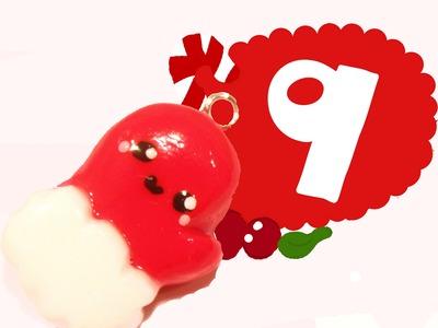 ❤ Mitten! Kawaii Christmas 9 -Polymer Clay tutorial